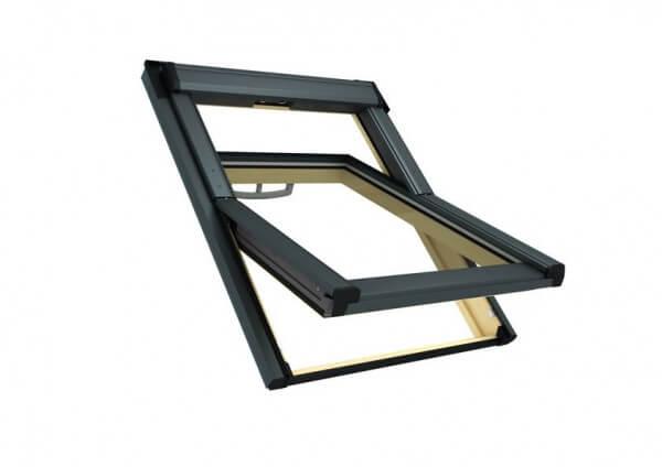 Roto Q4 Plus Schwingfenster aus Holz