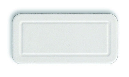 Roto Abdeckplatte für R6/R8 aus Kunststoff RAL 9016
